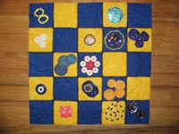 Dawn's Quilt Later in Day